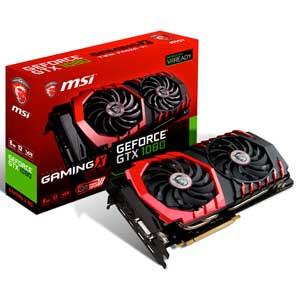 GTX 1080 GAMING X 8G MSI PCI-Express 3.0 x16対応 グラフィックスボードMSI GeForce GTX 1080 GAMING X 8G [GTX1080GAMINGX8G]【返品種別B】