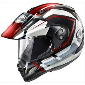 TOUR CROSS 3 DETOUR-RD-XL ARAI オフロードヘルメット カラーリング(レッド)[61〜62cm] TOUR CROSS 3 DETOUR