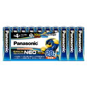 LR03NJ/20SW パナソニック アルカリ乾電池単4形 20本パック Panasonic EVOLTA NEO [LR03NJ20SW]