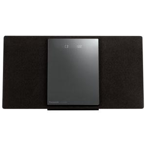 SC-HC1000-K パナソニック Bluetoothコンパクトステレオシステム (ブラック) PANASONIC [SCHC1000K]【返品種別A】