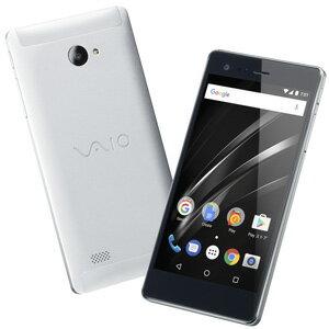 VPA0511S VAIO SIMフリースマートフォン VAIO Phone A シルバー (Android OS 搭載モデル) [VPA0511SVAIOフオンA]【返品種別B】【送料無料】