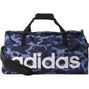 AJ-BVB07-S99963-M【税込】 アディダス ボストンバッグ(タクティルブルーS17/カレッジネイビー・M) adidas リニアロゴチームバッグ M...