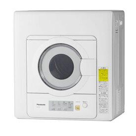 NH-D503-W パナソニック 5.0kg 衣類乾燥機 Panasonic [NHD503W]