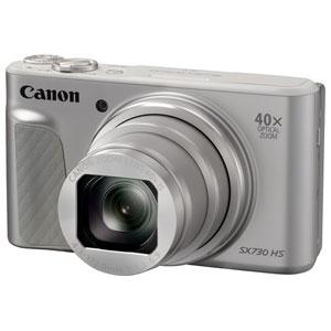 PSSX730HS(SL) キヤノン デジタルカメラ「PowerShot SX730 HS」(シルバー) [PSSX730HSSL]【返品種別A】