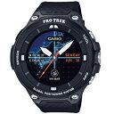 WSD-F20BK【税込】 カシオ Smart Outdoor Watch PROTREK Smart スマート アウトドア ウォッチ プロトレックスマート [...