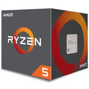 YD1600BBAEBOX AMD AMD CPU 1600 BOX【CPUクーラー付属】(Ryzen 5) Ryzen 5 1600 BOX