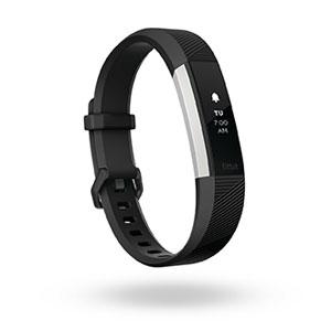 FB408SBKL-CJK フィットビット ウェアラブル活動量計・睡眠計・心拍計(ブラック/Lサイズ) Fitbit Alta HR [FB408SBKLCJK]【返品種別A】【送料無料】