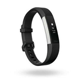FB408SBKS-CJK フィットビット ウェアラブル活動量計・睡眠計・心拍計(ブラック/Sサイズ) Fitbit Alta HR [FB408SBKSCJK]【返品種別A】