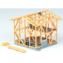 [鉄道模型]トミーテック (N) 建物コレクション071-2 建築中の建物A2 [タテコレ071-2 ケンチクチュウノタテモノA2]【返品種別B】