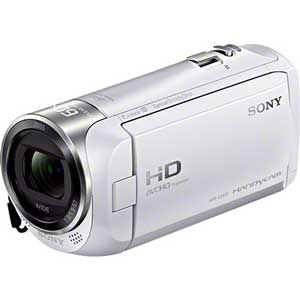 HDR-CX470-W ソニー デジタルHDビデオカメラ「CX470」(ホワイト) SONY ハンディカム [HDRCX470W]【返品種別A】