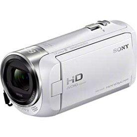 HDR-CX470-W ソニー デジタルHDビデオカメラ「CX470」(ホワイト) SONY ハンディカム