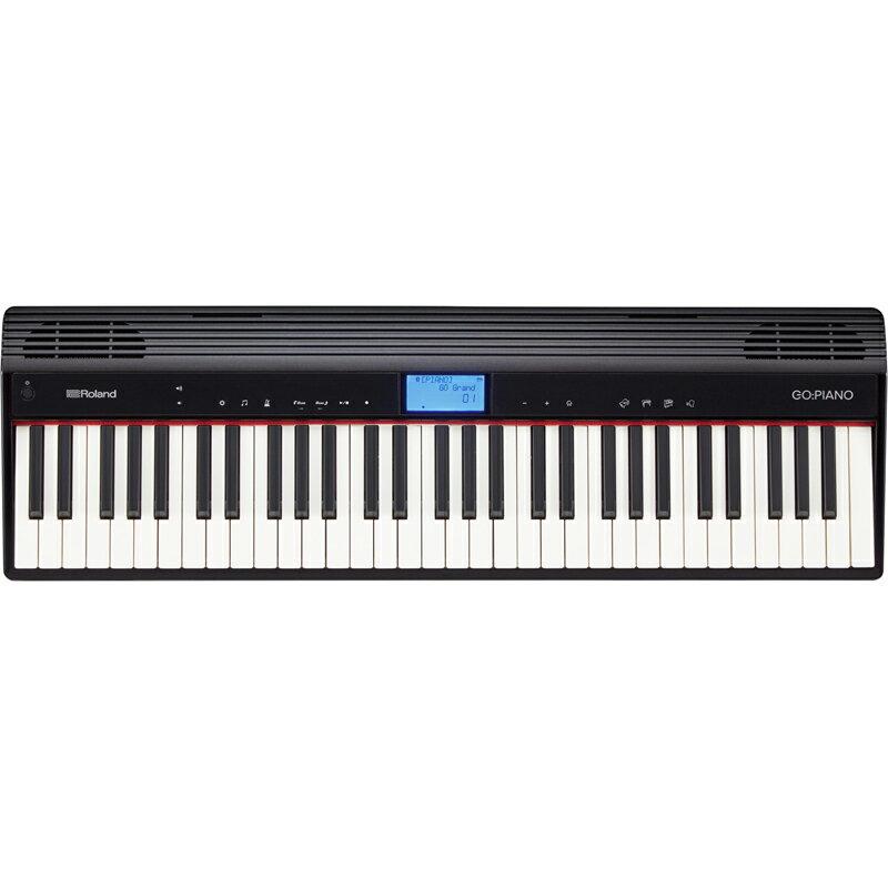 GO-61P ローランド 61鍵キーボード GO:PIANO [GO61P]【返品種別A】