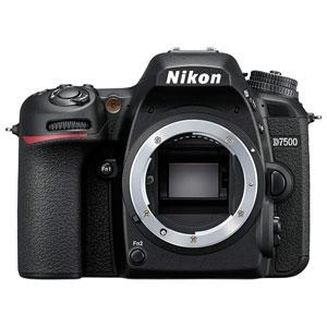 D7500 ニコン デジタル一眼レフカメラ「D7500」ボディ [D7500]【返品種別A】