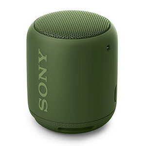 SRS-XB10 G ソニー 防水対応Bluetoothスピーカー(グリーン) SONY