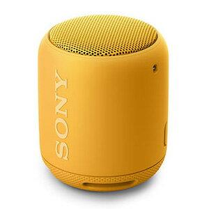 SRS-XB10 Y ソニー 防水対応Bluetoothスピーカー(イエロー) SONY [SRSXB10YC]【返品種別A】