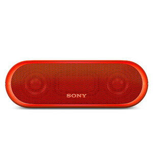 SRS-XB20 R ソニー 防水対応Bluetoothスピーカー(オレンジレッド) SONY [SRSXB20RC]【返品種別A】