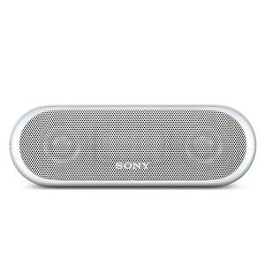 SRS-XB20 W ソニー 防水対応Bluetoothスピーカー(グレイッシュホワイト) SONY [SRSXB20WC]【返品種別A】