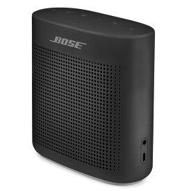 SLink Color II BLK ボーズ サウンドリンクカラー Bluetoothスピーカー II(ソフトブラック) BOSE SoundLink Color Bluetooth speaker II Soft Black