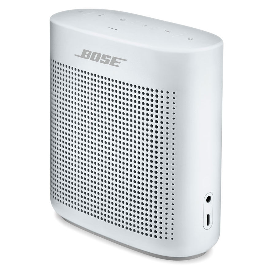 SLink Color II WHT ボーズ サウンドリンクカラー Bluetoothスピーカー II(ポーラーホワイト) BOSE SoundLink Color Bluetooth speaker II Polar White [SOUNDLINKCOLOR2WHT]【返品種別A】【送料無料】