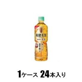 爽健美茶 健康素材の麦茶 600ml(1ケース24本入) 賞味期限:2021年9月 コカ・コーラ ソウケン ムギチヤ 600PX24