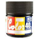 Mr.カラー 40th Anniversary グラファイトブラック【AVC01】 【税込】 GSIクレオス [GSI AVC01 Mr.カラー 40th]【返...
