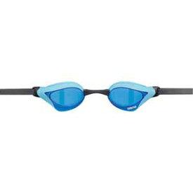 DS-AGL230-BUBU-F アリーナ 【Fina承認】くもり止めスイムグラス(ブルー×ブルー×ブラック・FREEサイズ) arena COBRA CORE