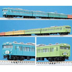 [鉄道模型]トミックス (Nゲージ) 98974 103系通勤電車(山手線おもしろ電車)セット(10両)【限定品】