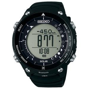 SBEM003 セイコー プロスペックス Bluetooth通信機能 ソーラーウオッチ ランドトレーサー セイコーウォッチリンク [SBEM003]【返品種別A】