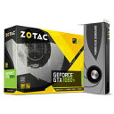 ZT-P10810B-10P ZOTAC PCI-Express 3.0 x16対応 グラフィックスボード ZOTAC GeForce GTX 1080 Ti ...
