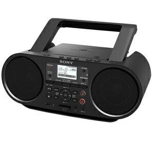 ZS-RS81BT ソニー Bluetooth機能搭載CDラジオ SONY [ZSRS81BT]【返品種別A】