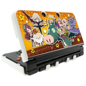 【New3DS】スナックワールド new NINTENDO 3DS専用 カスタムハードカバー(大集合Ver.) タカラトミーアーツ [SNW-05B]【返品種別B】
