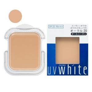 UVホワイト ホワイトスキンパクト オークル20(レフィル) 資生堂 UVW ホワイトスキンP OC20