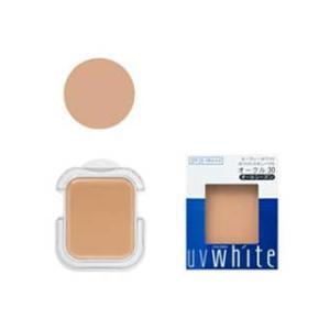 ホワイトスキンパクト オークル30(レフィル) UVホワイト 資生堂 UVW ホワイトスキンP OC30
