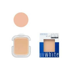 ホワイトスキンパクト ピンクオークル10(レフィル) UVホワイト 資生堂 UVW ホワイトスキンP PO10