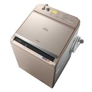 BW-DX120B-N 日立 12.0kg 洗濯乾燥機 シャンパン HITACHI ビートウォッシュ [BWDX120BN]【返品種別A】(標準設置料込)