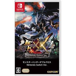 【Nintendo Switch】モンスターハンターダブルクロス Nintendo Switch Ver. カプコン [HAC-P-AAB7A モンスターハンターXX スイッチ]【返品種別B】