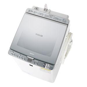 ES-PX8B-S シャープ 8.0kg 洗濯乾燥機 シルバー系 SHARP [ESPX8BS]【返品種別A】(標準設置料込)