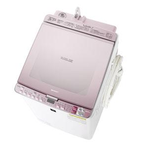ES-PX8B-P シャープ 8.0kg 洗濯乾燥機 ピンク系 SHARP [ESPX8BP]【返品種別A】(標準設置料込)