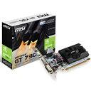 N730K-1GD5LP/OCV1【税込】 MSI PCI Express 2.0 x16対応 グラフィックスボードMSI N730K-1GD5LP/OCV1 ...