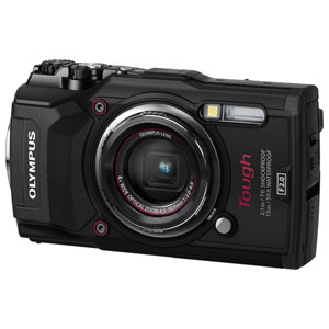 TG-5-BLK オリンパス デジタルカメラ「Tough TG-5」(ブラック) [TG5BLK]【返品種別A】