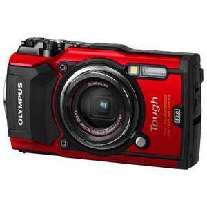 TG-5-RED オリンパス デジタルカメラ「Tough TG-5」(レッド) [TG5RED]【返品種別A】