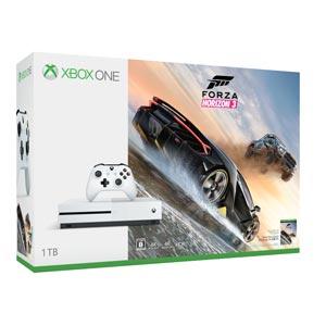 Xbox One S 1TB(Forza Horizon 3 同梱版) マイクロソフト [234-00120]