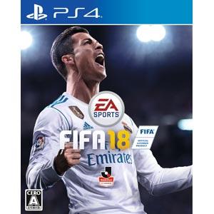 【PS4】FIFA 18(通常版) エレクトロニック・アーツ [PLJM-16046 PS4 FIFA18 ツウジョウ]【返品種別B】【送料無料】