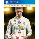 【PS4】FIFA 18 RONALDO EDITION 【税込】 エレクトロニック・アーツ [PLJM-16047 PS4 FIFA18 REdition]【返品種別B】…