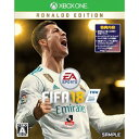 【Xbox One】FIFA 18 RONALDO EDITION エレクトロニック・アーツ [Xbox FIFA18 REdition]【返品種別B】【送料無料】