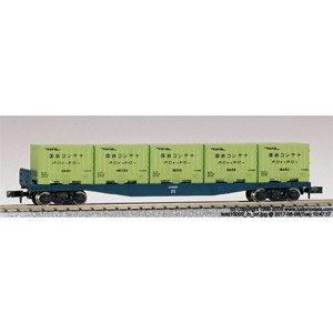 [鉄道模型]カトー KATO 【再生産】(Nゲージ) 8002 コキ10000 [カトー 8002 コキ10000]【返品種別B】