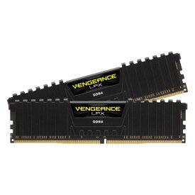 CMK32GX4M2A2666C16 コルセア PC4-21300 (DDR4-2666)288pin DDR4 DIMM 32GB(16GB×2枚)