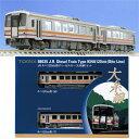 [鉄道模型]トミックス TOMIX (Nゲージ) 98035 JR キハ120 300形ディーゼルカー(大糸線)2両セット 【税込】 [トミックス 98035 ...