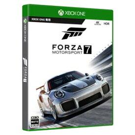 【Xbox One】Forza Motorsport 7(通常版) マイクロソフト [GYK-00011 フォルツァ モータースポーツ 7 ツウジョウ]