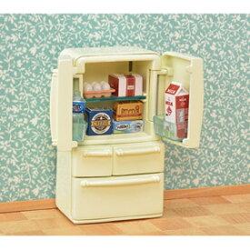 シルバニアファミリー 冷蔵庫セット(5ドア)【カ-422】 エポック社